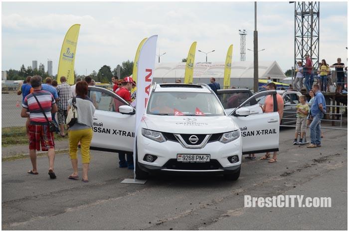 Третий этап кубка ADT в Бресте. Фото BrestCITY.com
