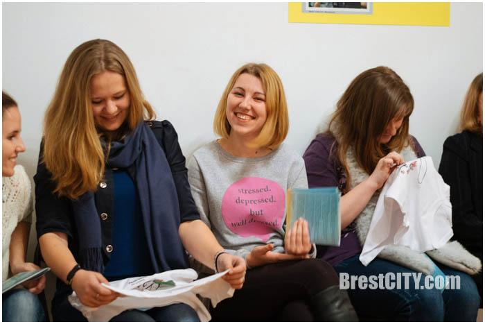 Акции студентов  Бреста