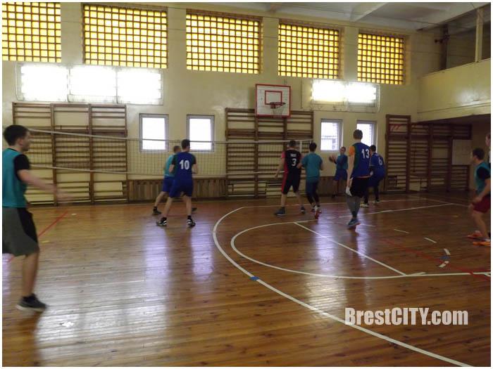 Рождественский турнир по баскетболу в Бресте