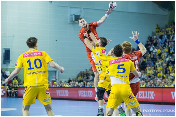 БГК проиграл польскому Виве в 1/8 Лиги Чемпионов