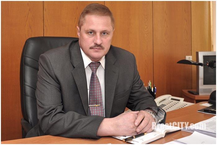 Геннадий Борисюк - глава администрации Ленинского района Бреста