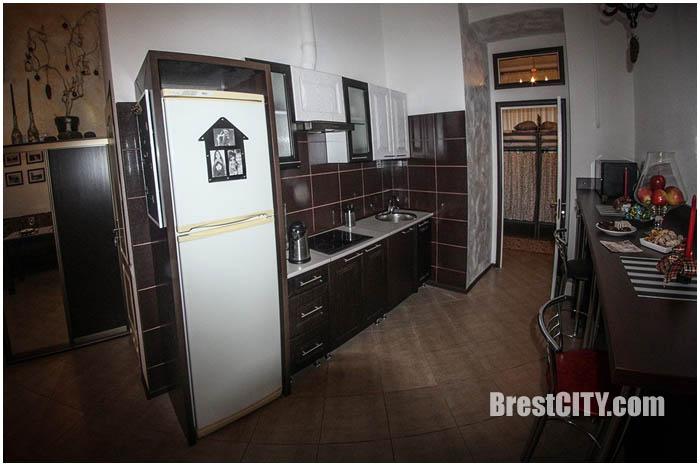 Хотел БрестЦентраль на улице Советской