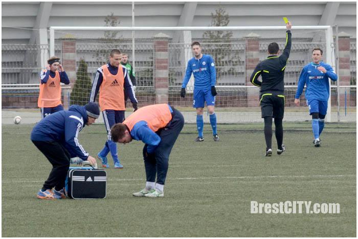 Футбол. Динамо Брест - Гранит. Фото BrestCITY.com