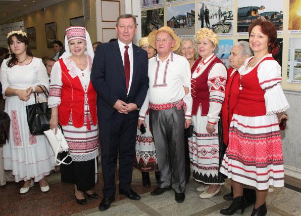 Ижевск стал городом-побратимом Бреста