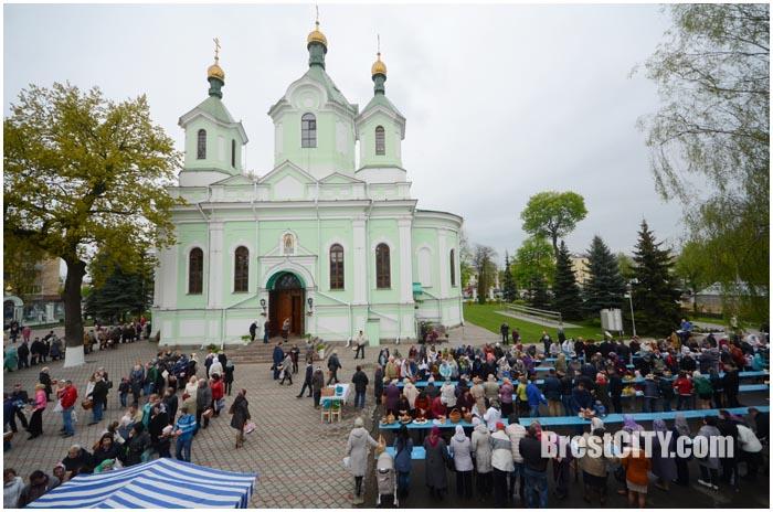 Брест перед Пасхой. Фото BrestCITY.com