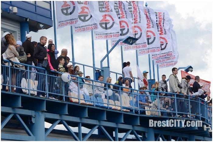 БрестАвтоФест 2016 на картинговом стадионе в Бресте