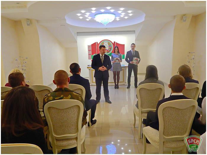 В Московском районе прошла встреча с молодежью