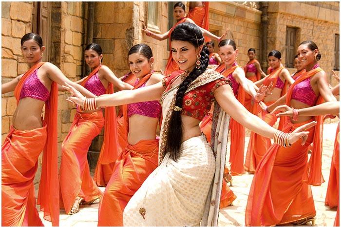 Индийское кино. Танцы
