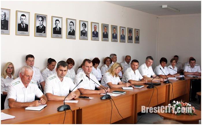 Брестская таможня подвела итоги за первое полугодие 2016