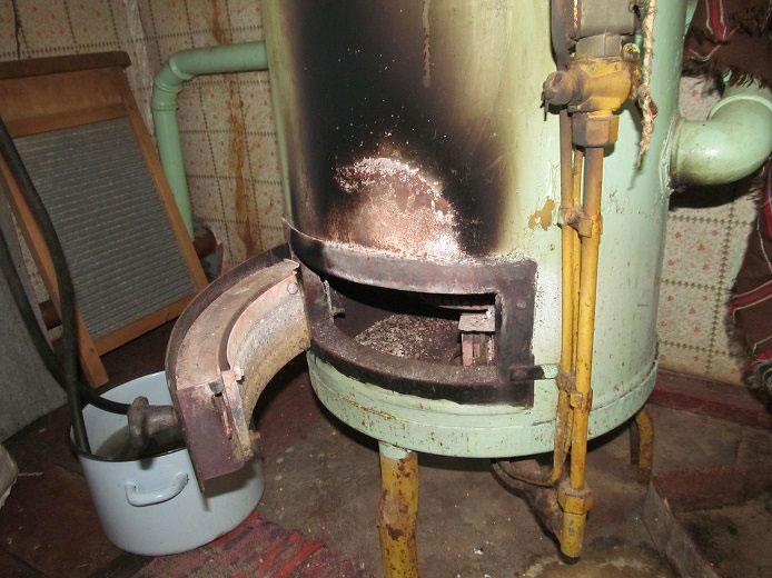 Газ в доме. Газовый котел