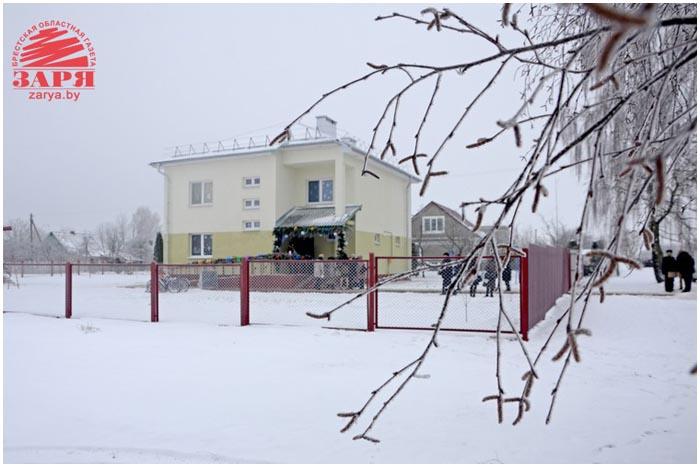 Дом семейного типа в Высоком открылся 20 января 2016