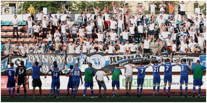 Динамо Брест - Торпедо Жодино. Футбольный матч 30 мая 2016