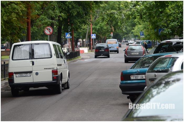 Открыто движение по Гоголя и площади Свободы в Бресте