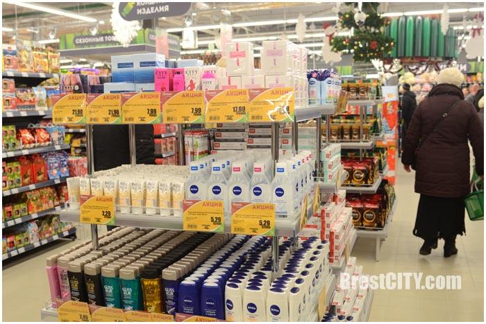 Гипермаркет Грин в Бресте. Фото BrestCITY.com