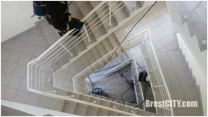 Учения на Гребном канале в Бресте 11 августа 2016. Фото BrestCITY.com