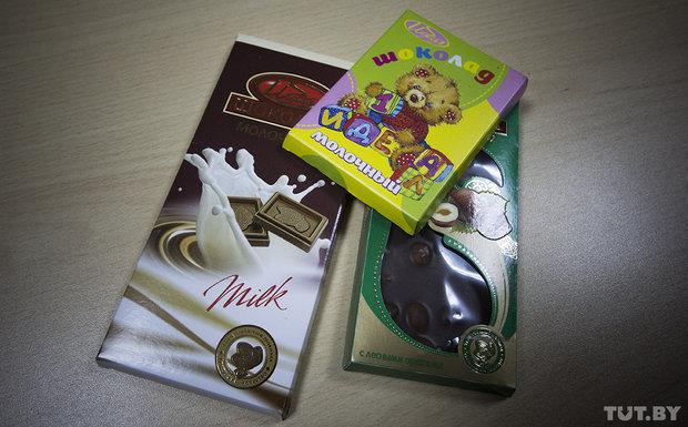 Брестская шоколадная фабрика Идеал