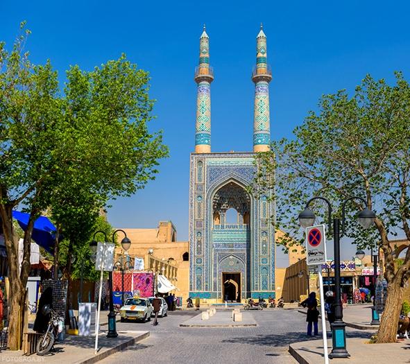 Путешествие в Иран на автомобиле из Бреста