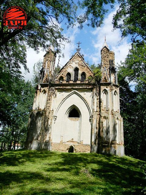 Каплица Ожешков в Дрогичинском районе