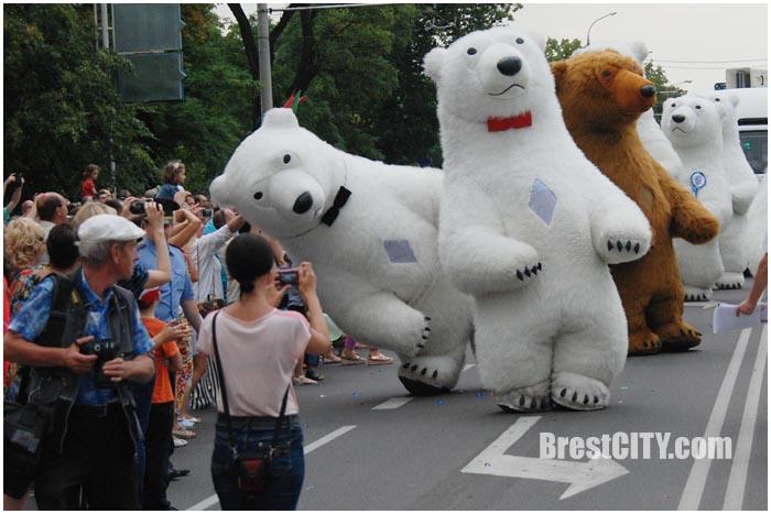 Второй Берестейский карнавал. Фото BrestCITY.com
