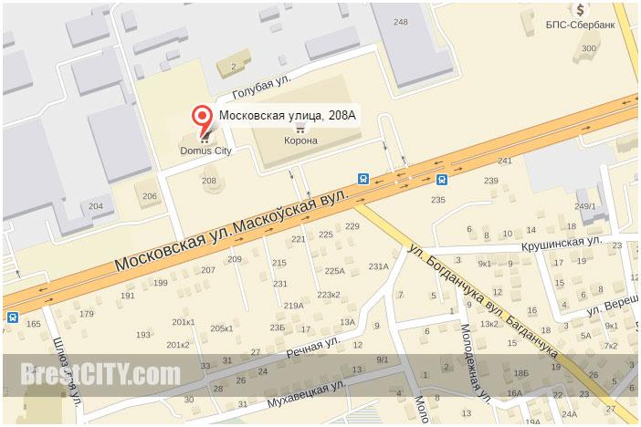 Новый визовый центр Польши в Бресте