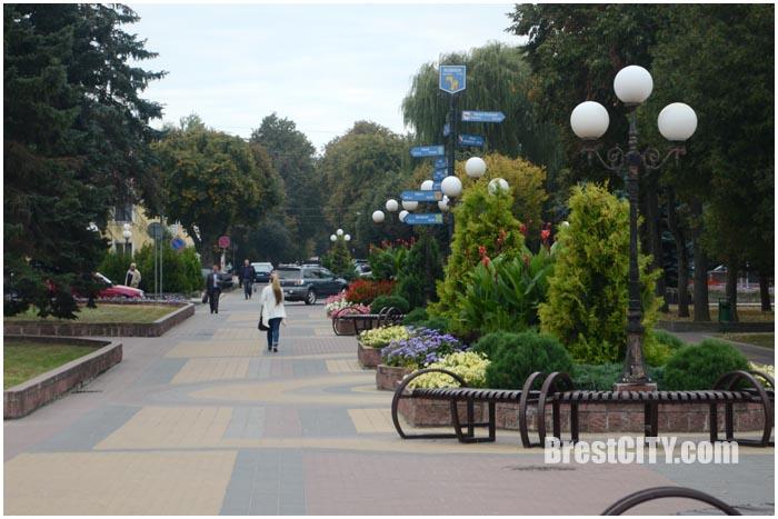 Город Кобрин. Фото BrestCITY.com