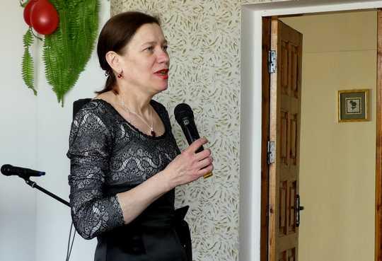 Концерт в школе искусств города Кобрина 17 апреля 2016