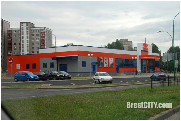 На вульке открывается новый магазин Корона