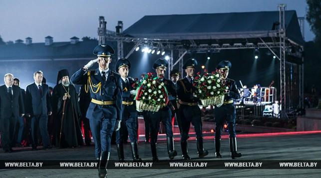 Брестская крепость 22 июня. Митинг-реквием и реконструкция