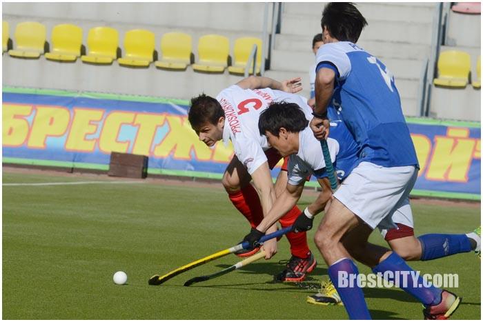 Хоккей на траве. Кубок Содружества 2016. Фото BrestCITY.com