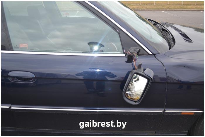 Авария возле Ледового в Бресте. Сбили девочку на велосипеде