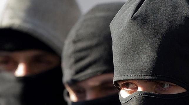 Преступники в масках