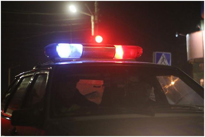 Ночное дежурство с милицией по городу Бресту