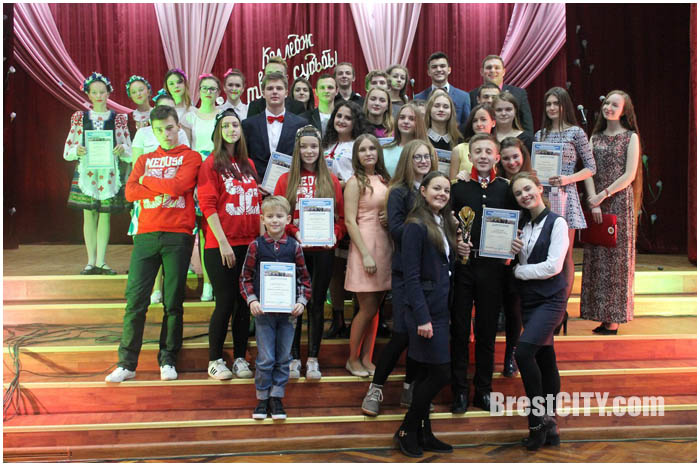 Конкурс Минута Славы в Московском районе города Бреста