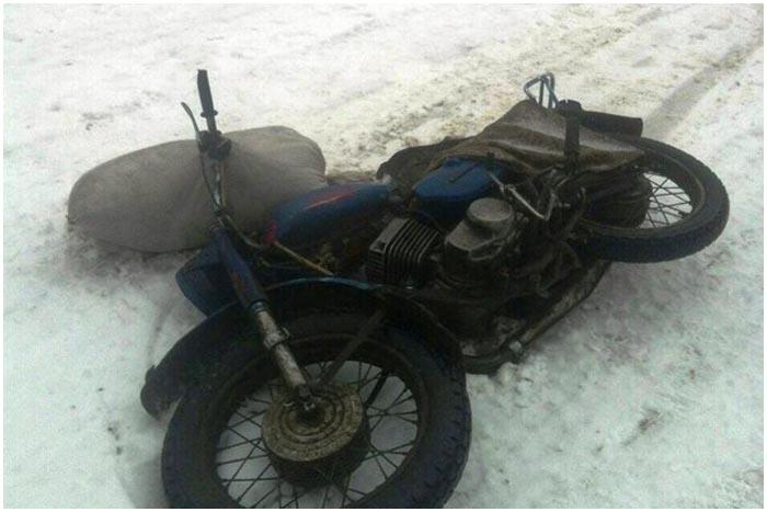 В Кобринском районе разбился мотоциклист