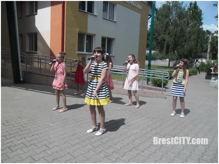 МЧС в центре дополнительного образования детей в Бресте