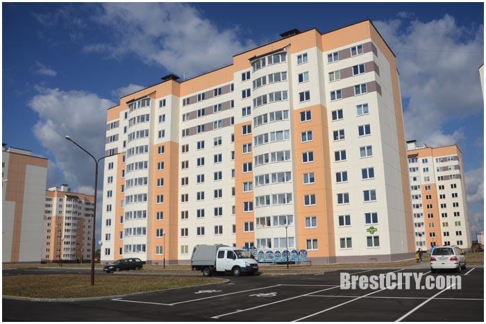 Открытие улицы Мытной в Бресте