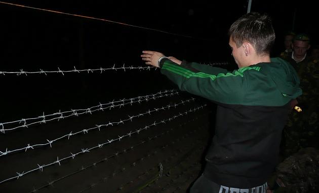 Нелегалы из Казахстана пытались пересечь границу с Польшей 9 мая