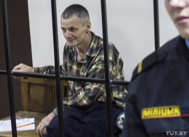 Николай Бельчук. Фермер