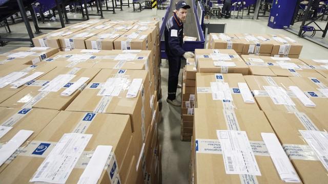 Международные почтовые отправления