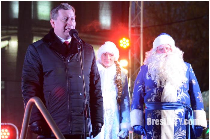 Александр Рогачук. Фото BrestCITY.com