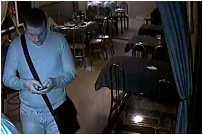Милиция разыскивает посетителя бара Корчма