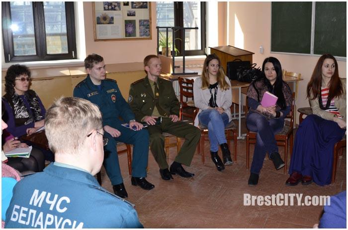 Международный практический семинар в Бресте. БрГУ