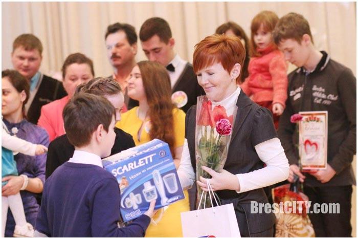 Сердце отдаю детям. Конкурс в Ленинском районе Бреста