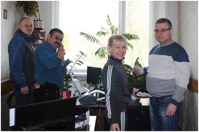 Субботник в Бресте 23 апреля 2016