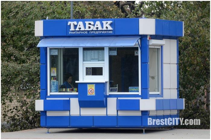 Киоск Табак