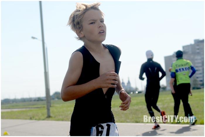 Соревнования по триатлону в Бресте 13-14 августа 2016. Фото BrestCITY.com