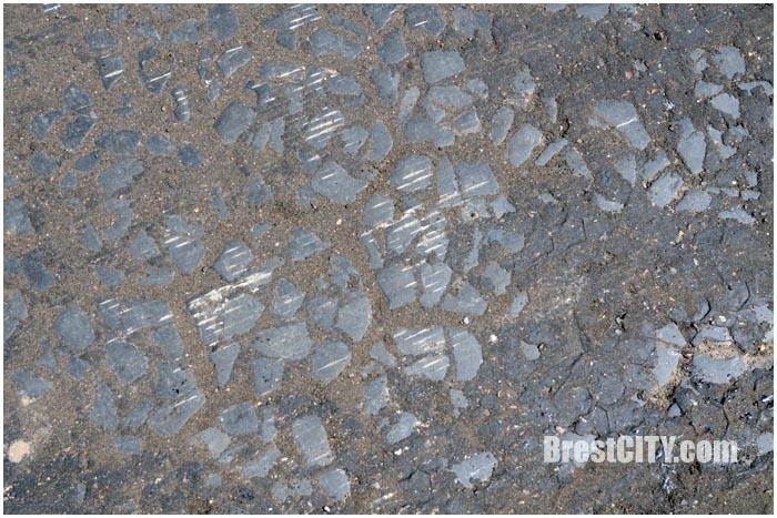 Плитка-трилинка в Бресте на проспекте Машерова