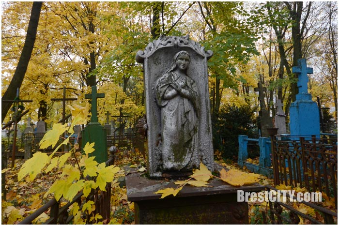 Тришинское кладбище в Бресте