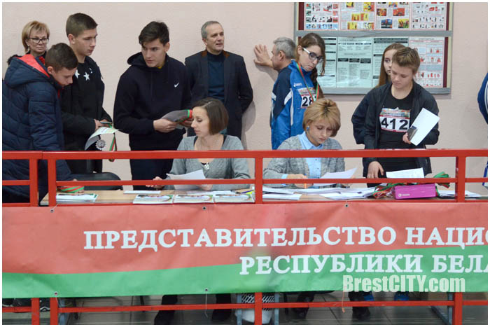 Турнир Карбышева в Бресте 2-3 декабря 2016. Фото BrestCITY.com