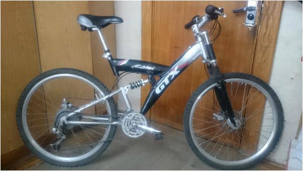 Милиция ищет владельца черного велосипеда в Бресте
